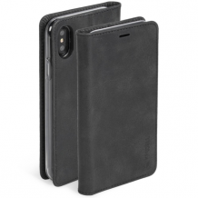 Krusell Sunne 4 Card Folio Apple iPhone XS/X : Krusell Sunne 4 Card Folio Apple iPhone XS/X Black-1