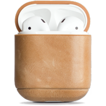 Krusell Sunne AirPod Case Apple AirPods Vintage Nude-1