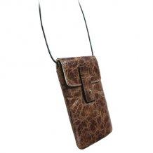 Krusell Tumba Mobile case Vintage Brown