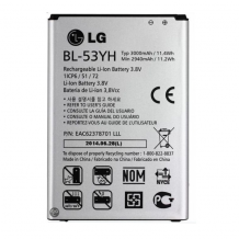 LG G3 Batteri, 3.000 mAh LG BL-53YH-1