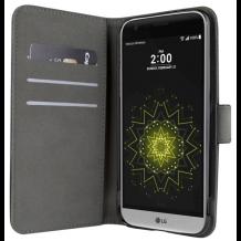 LG G5 flipcover Redneck Prima Wallet Folio Sort-1