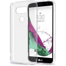 LG G5 Redneck Flexi Case i ultra fleksibel 0.6 mm silikone gennemsigtigt-1