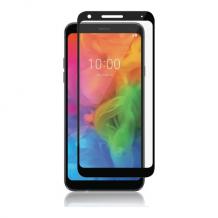 LG Q7, Full-Fit Glass, Black-1