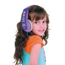 iPad / iPhone høretelefoner til børn over 4 år JVC HA-KD5-PE, Pink