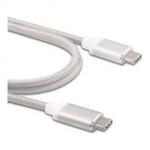 MagiCable USB Type-C 3.1. Silver 1m-1