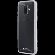 Melkco Polyultima Case Samsung Galaxy A6 2018 Transparent-1