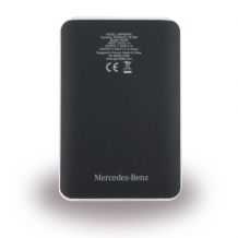 Mercedes Benz - MEPB50BK - Power Bank / Portable Battery Charger - 5,000mAh - Black-1
