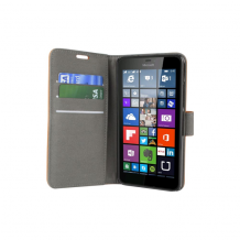 Microsoft Lumia 640 flipcover Redneck Prima Wallet Folio - -1