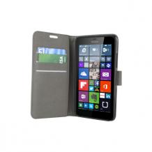 Microsoft Lumia 640 flipcover Redneck Prima Wallet Folio Hvid-1