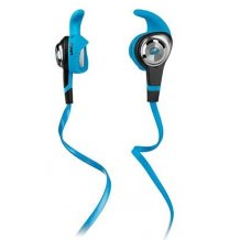 Monster iSport Strive Stereoheadset Blå