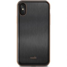 Moshi iGlaze for iPhone X/XS - Black-1