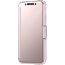 Moshi StealthCover for iPhone X/XS - Pink-1