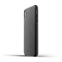 Mujjo Full Leather Case for iPhone XS Max-1