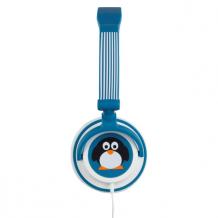 My Doodles Pingvin høretelefoner til børn, max 85 dB lyd - 3 - 7 år-1