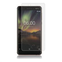 Nokia 6 2018, Full-Fit Glass, Transparent-1
