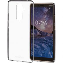 Nokia 7 Plus Premium Clear Case CC-708-1