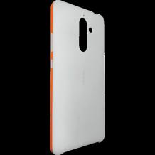 Nokia 7 Plus Soft Touch Case Grey/Copper CC-506-1
