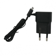 Nokia - AC-18E - Mains Charger/ Travel Charger - Micro USB - Black - 550 mA-1
