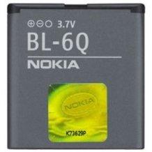Nokia 6700 batteri originalt Nokia BL-6Q