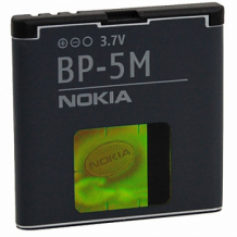 Nokia BP-5M batteri, originalt-1