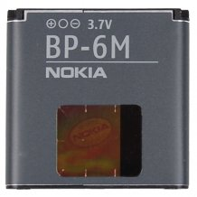 Nokia BP-6M batteri, Originalt