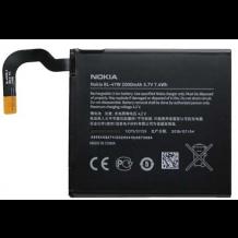 Nokia Lumia 925 batteri Originalt Nokia BL-4YW-1