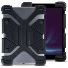 "Celly Universal Tablet Cover til tablets med 9-12"" skærme, Sort"