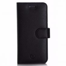 OnePlus 5 flipcover Redneck Prima Wallet Folio Sort-1