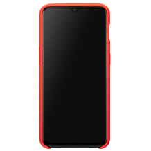 ONEPLUS 6T PROTECTIVE CASE (SILICONE RED)-1