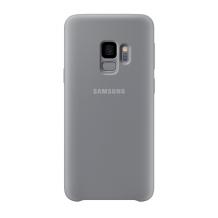 Originalt Samsung EF-PG960 Galaxy S9 cover Silikone Grå (G960)-1