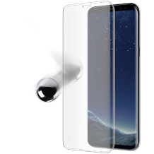 OtterBox Clearly Protected Alpha Glass Samsung Galaxy S8+-1
