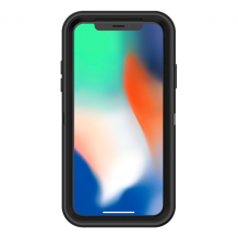 Otterbox Defender Series cover til Apple iPhone X/XS - Sort-1