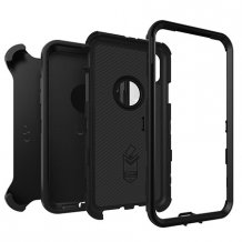 Otterbox Defender Series cover til Apple iPhone XR - Sort-1