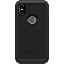 Otterbox Defender Series cover til Apple iPhone XS Max - Sort-1