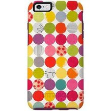 "Otterbox Symmetry 2.0 Apple iPhone 6/6S Fiona Howard ""Gumballs"" Multicol. Print-1"