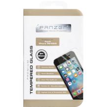Panserglas til Apple iPhone 5/5C/5S/SE, Panzer Tempered Glass-1