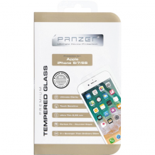 Panserglas til Apple iPhone 6/6S/7/8, Panzer Tempered Glass-1