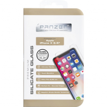 Panserglas til Apple iPhone XS Max, Panzer Tempered Glass-1