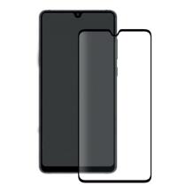 Panserglas til Huawei Mate 20 - Eiger 3D Glass Gennemsigtig, Sort-1
