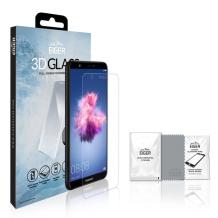 Panserglas til Huawei P Smart - Eiger 3D Glass Gennemsigtig-1
