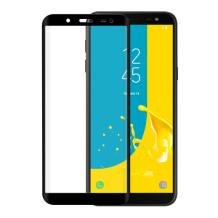 Panserglas til Samsung Galaxy J6 (2018) - Eiger 3D Glass Gennemsigtig-1