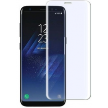 Panserglas til Samsung Galaxy S8+ (Plus) Skærmbeskytter Klar Ramme-1