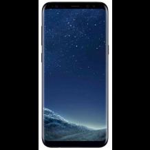 Panserglas til Samsung Galaxy S8+ (Plus) Skærmbeskytter Sort Ramme-1