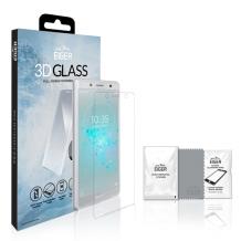 Panserglas til Sony Xperia XZ2 Compact - Eiger 3D Glass Gennemsigtig-1