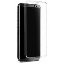 Panserglas til Samsung Galaxy S8+ (Plus) Skærmbeskytter Klar Ramme