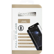 Panzer Full Fit Sikkerhedsglas Til Huawei P10 Plus Sort-1