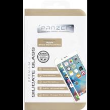 Panzer Full Fit silikatglas skærmbeskytter iPhone 6/6S Plus Hvid-1