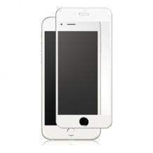 Panzer Full Fit silikatglas skærmbeskytter iPhone 7 Plus Hvid-1