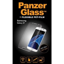 Panzer Glass Flexible PET-film (ikke sikkerhedsglas) Samsung Galaxy S7-1