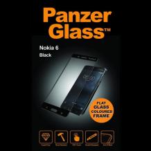 Panzer Glass Sikkerhedsglas Full Fit til Nokia 6 Sort-1